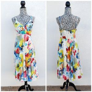 JAMS WORLD Marsala Dress Size Medium